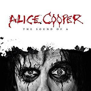 ALICE COOPER - THE SOUND OF A (EP) WHITE 10' GIRI SINGOLO, EP, E