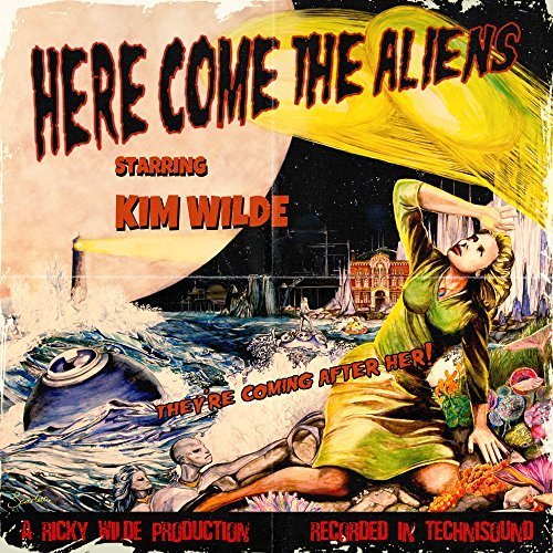 KIM WILDE - HERE COME THE ALIENS (CD)
