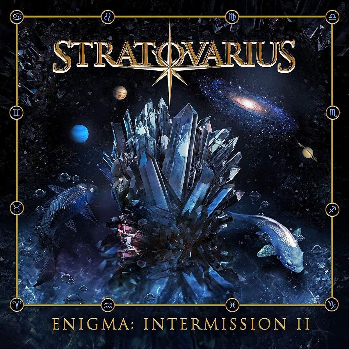 STRATOVARIUS - ENIGMA-INTERMISSION 2 (CD)