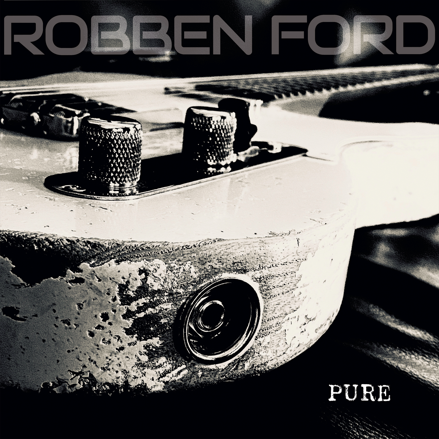 ROBBEN FORD - PURE (CD)