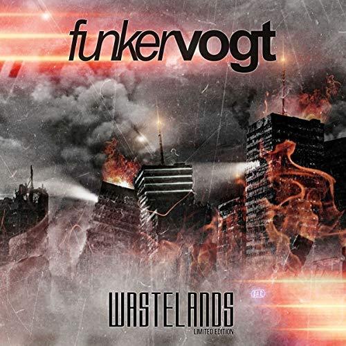 FUNKER VOGT - WASTELANDS (CD)