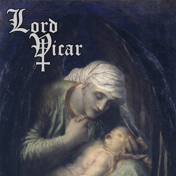 LORD VICAR - BLACK POWDER (CD)
