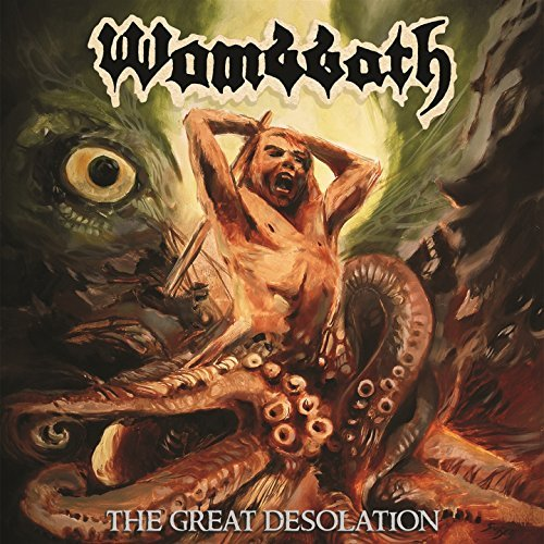 WOMBBATH - THE GREAT DESOLATION (CD)