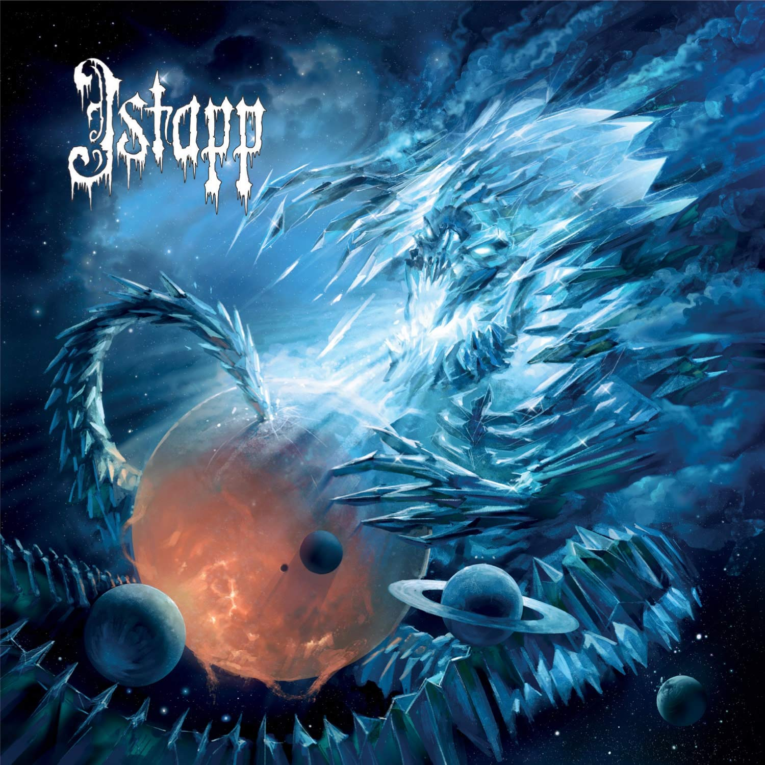 ISTAPP - THE INSIDIOUS STAR (CD)