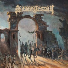 SLAUGHTERDAY - ANCIENT DEATH TRIUMPH (LIMITED DIGIPACK) (CD)