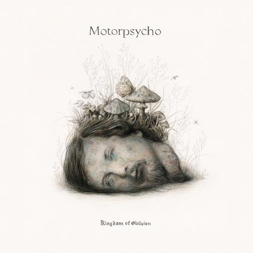 MOTORPSYCHO - KINGDOM OF OBLIVION (CD)
