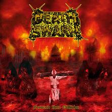 DEATHSWARM - FORWARD INTO OBLIVION (CD)