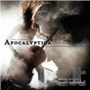 APOCALYPTICA - WAGNER RELOADED. LIVE IN LIEPZIG (CD)
