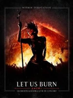 WITHIN TEMPTATION - LET US BURN -CD+BD -D.P.