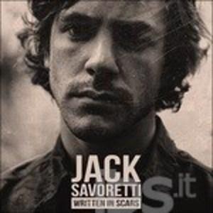 JACK SAVORETTI - WRITTEN IN SCARS (CD)