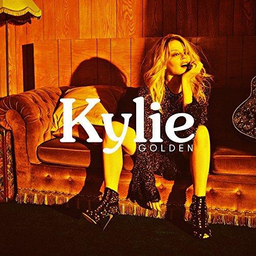 KYLIE MINOGUE - GOLDEN (CD)