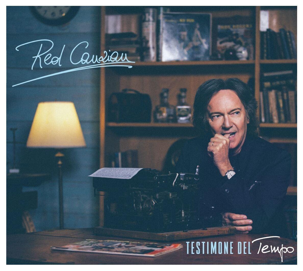 RED CANZIAN - TESTIMONE DEL TEMPO (CD)