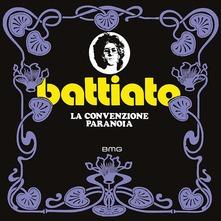 FRANCO BATTIATO - LA CONVENZIONE (CD)