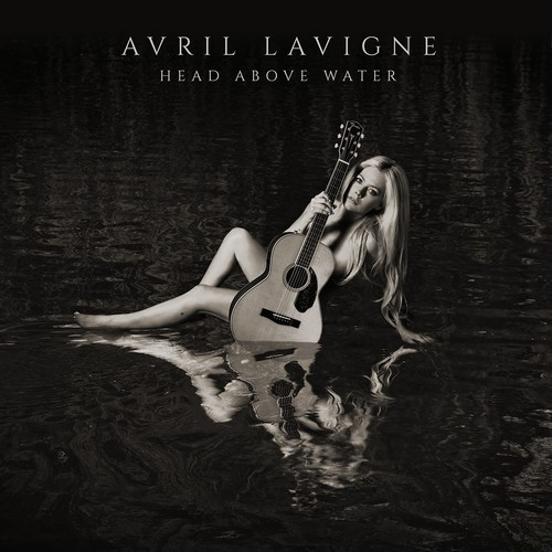 AVRIL LAVIGNE - HEAD ABOVE WATER (CD)