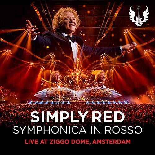 SIMPLY RED - SYMPHONICA IN ROSSO (LIVE AT ZIGGO DOME, AMSTERDAM)