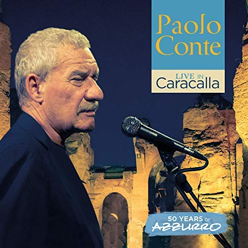 PAOLO CONTE - LIVE IN CARACALLA: 50 YEARS OF AZZURRO (LP)