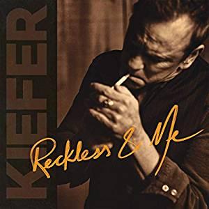 KIEFER SUTHERLAND - RECKLESS & ME (CD)