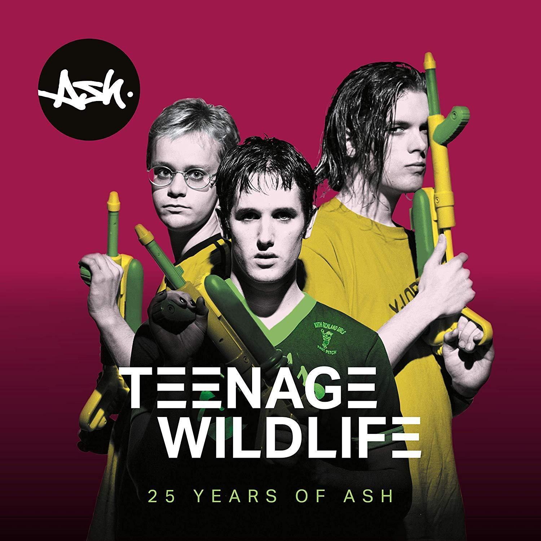 ASH - TEENAGE WILDLIFE - 25 YEARS OF (2 CD) (CD)