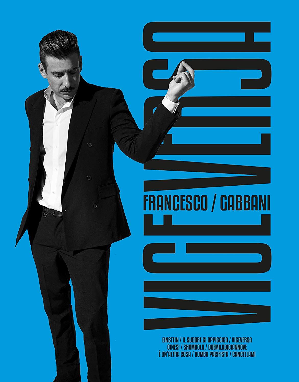 FRANCESCO GABBANI - VICEVERSA (DELUXE EDITION) (SANREMO 2020) (C