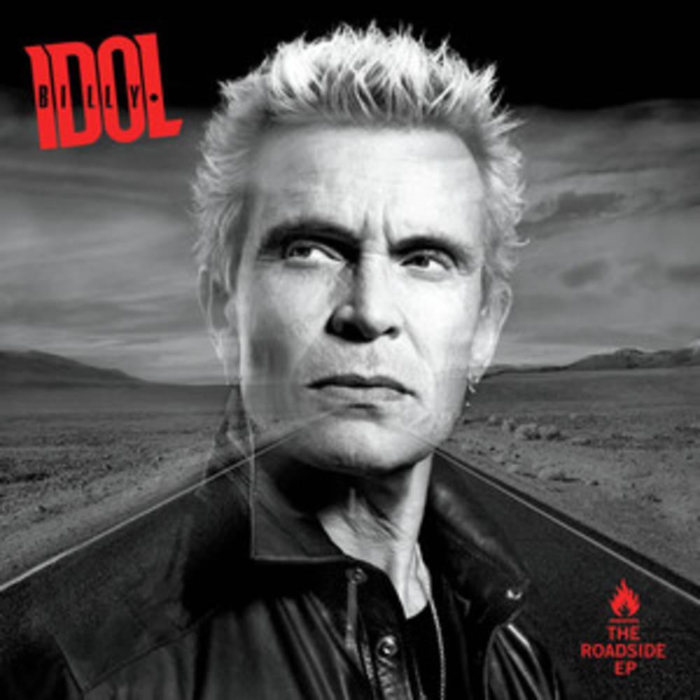 BILLY IDOL - THE ROADSIDE (CD)