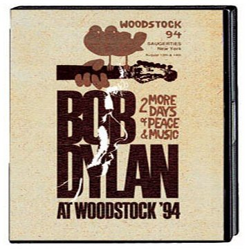 BOB DYLAN - AT WOODSTOCK '94 (DVD)