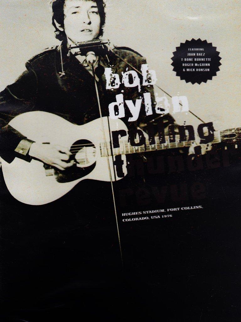 BOB DYLAN - ROLLING THUNDER REVUE 1976 (DVD)