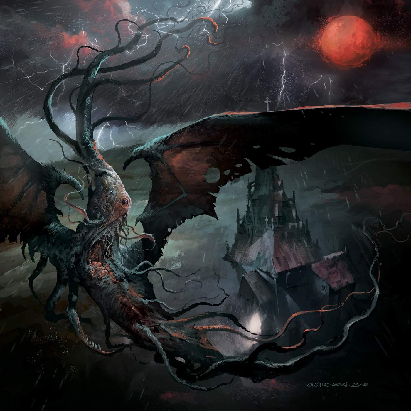 SULPHUR AEON - THE SCYTHE OF COSMIC CHAOS (CD)