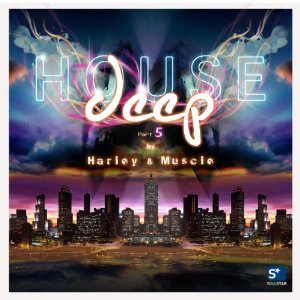 DEEP HOUSE PART.5 BY HARLEY MUSCLE -2CD (CD)