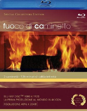FUOCO DI CAMINETTO (SPECIAL COLLECTOR'S EDITION) (BLU-RAY )
