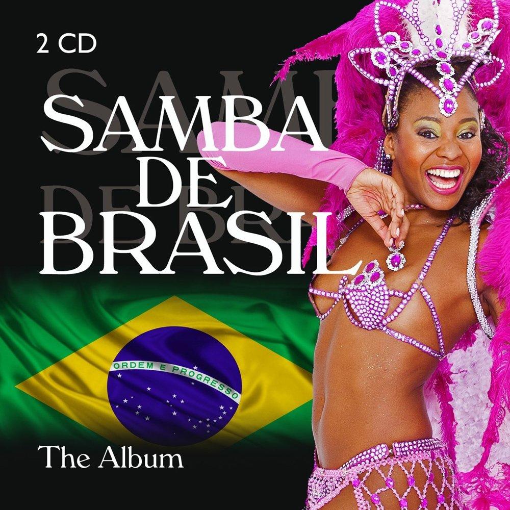 SAMBA DO BRASIL -2CD (CD)