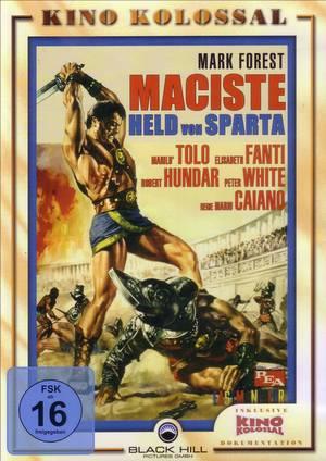 MACISTE GLADIATORE DI SPARTA / MACISTE HELD VON SPARTA (IMPORT)