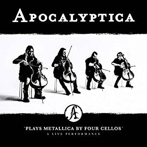 APOCALYPTICA - PLAYS METALLICA - A LIVE PERFORMANCE COFANETTO, C