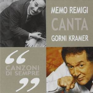 MEMO REMIGI CANTA GORNI KRAMER (CD)