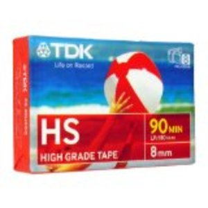 TDK VIDEO 8 HS 90
