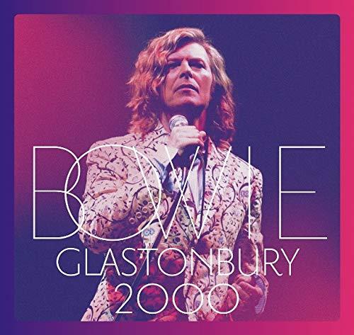 DAVID BOWIE - GLASTONBURY 2000 (2 CD+DVD) (CD)