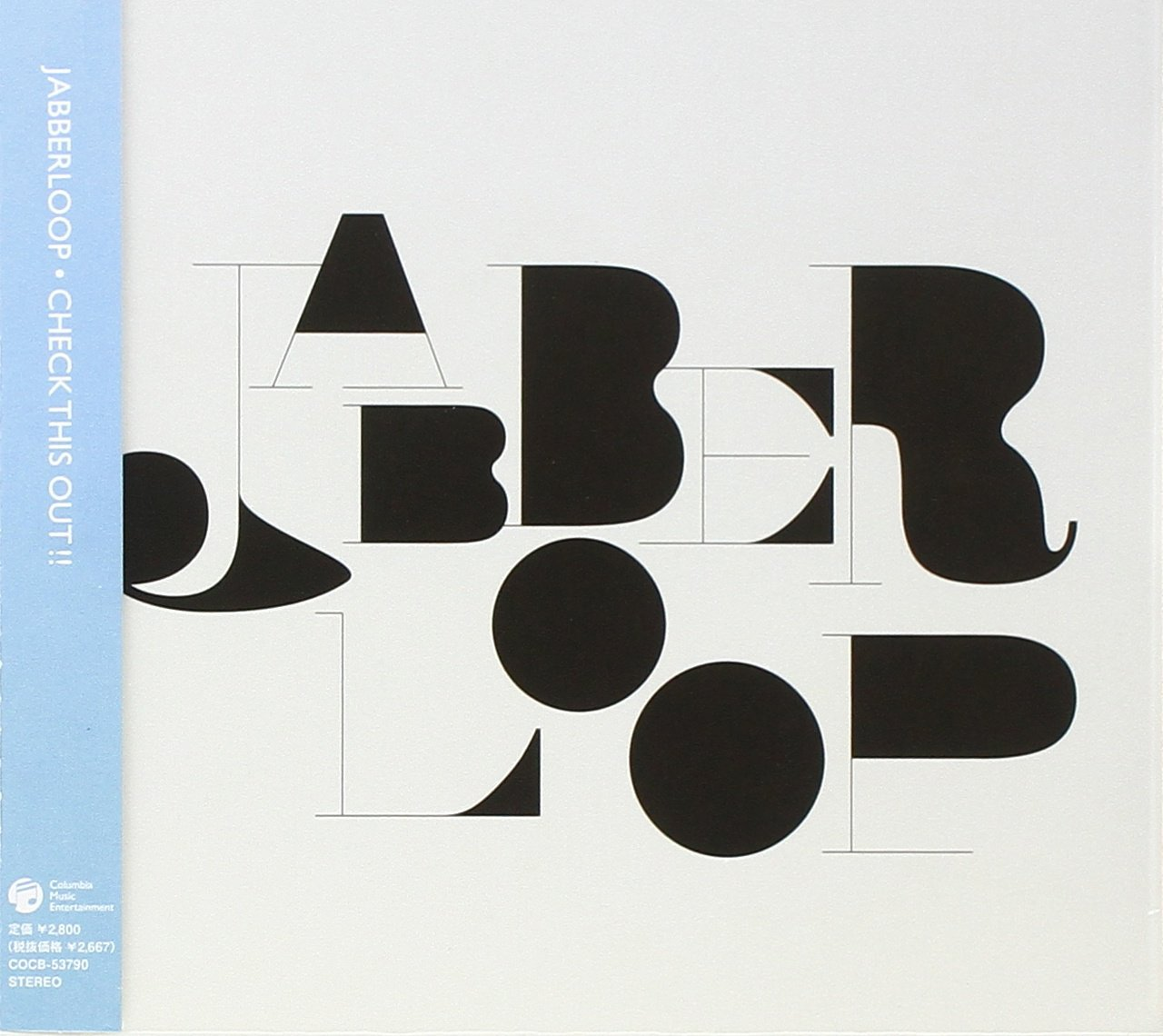 CHECK THIS OUT!! -JABBERLOOP (CD)