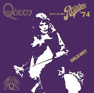 QUEEN - LIVE AT RAINBOW '74 -2CD (CD)