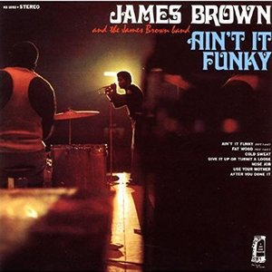 JAMES BROWN - AIN'T IT FUNKY -JAP EDITION (CD)