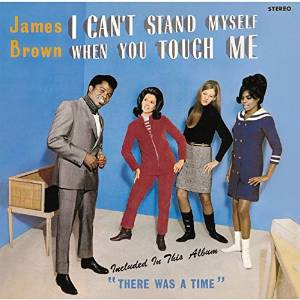 JAMES BROWN - I CAN'T STAND MYSELF (CD)