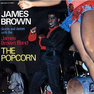 JAMES BROWN - THE POPCORN (CD)