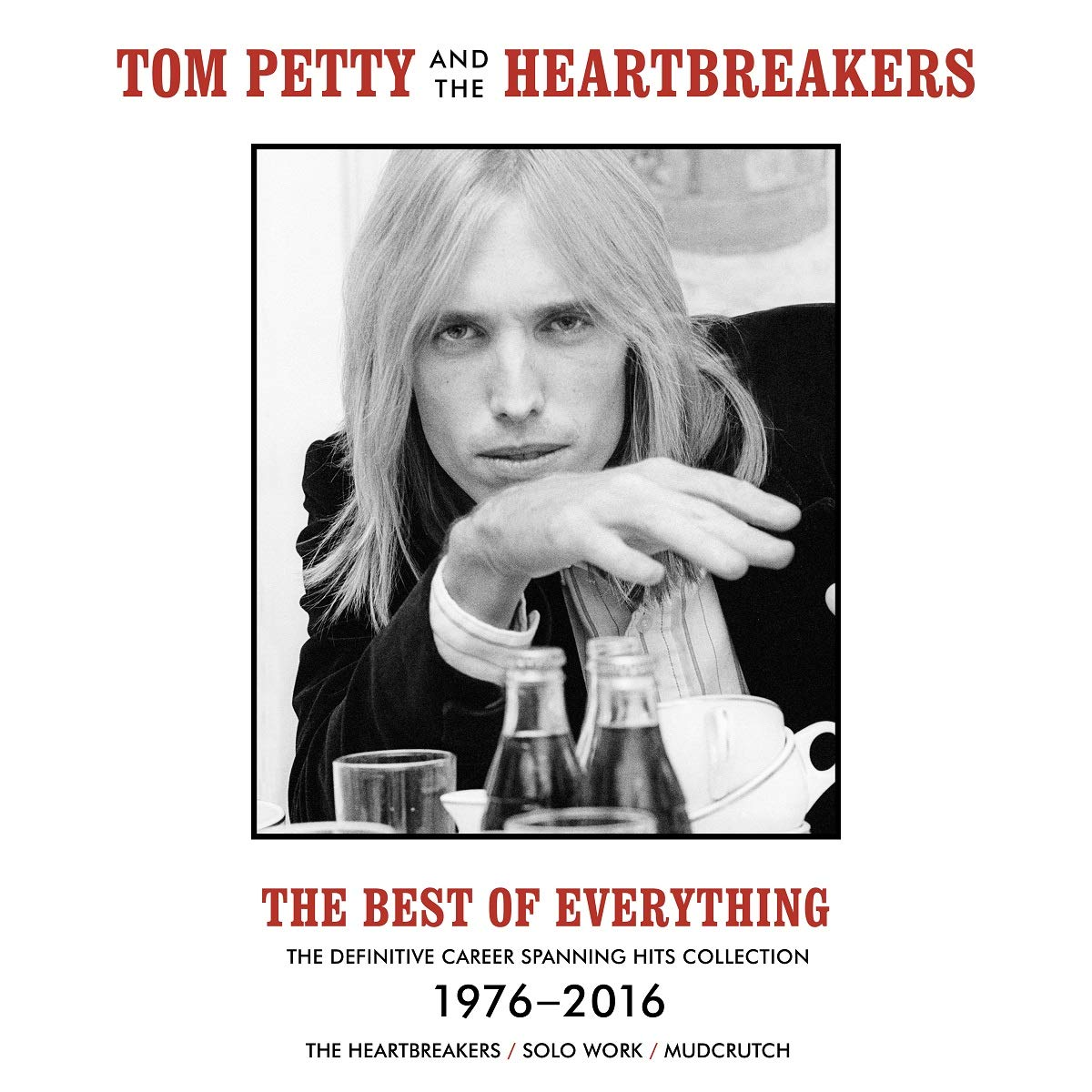 TOM PETTY - BEST OF EVERYTHING: DEFINITIVE CAREER SPANNING (CD)