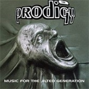PRODIGY - MUSIC FOR THE JILTED GENERATION (CD)