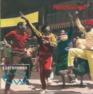 FREEDOM FIRE-THE INDESTRUCTIBLE BEAT OF (CD)