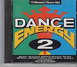 DANCE ENERGY 2 (CD)