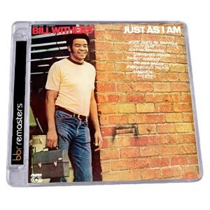 BILL WITHERS - JUST AS I AM ~ 40TH ANNIVERSARY EDITION (CD)