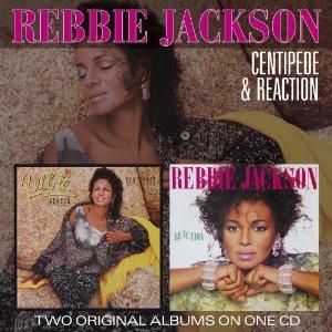 REBBIE JACKSON - CENTIPEDE - REACTION (CD)