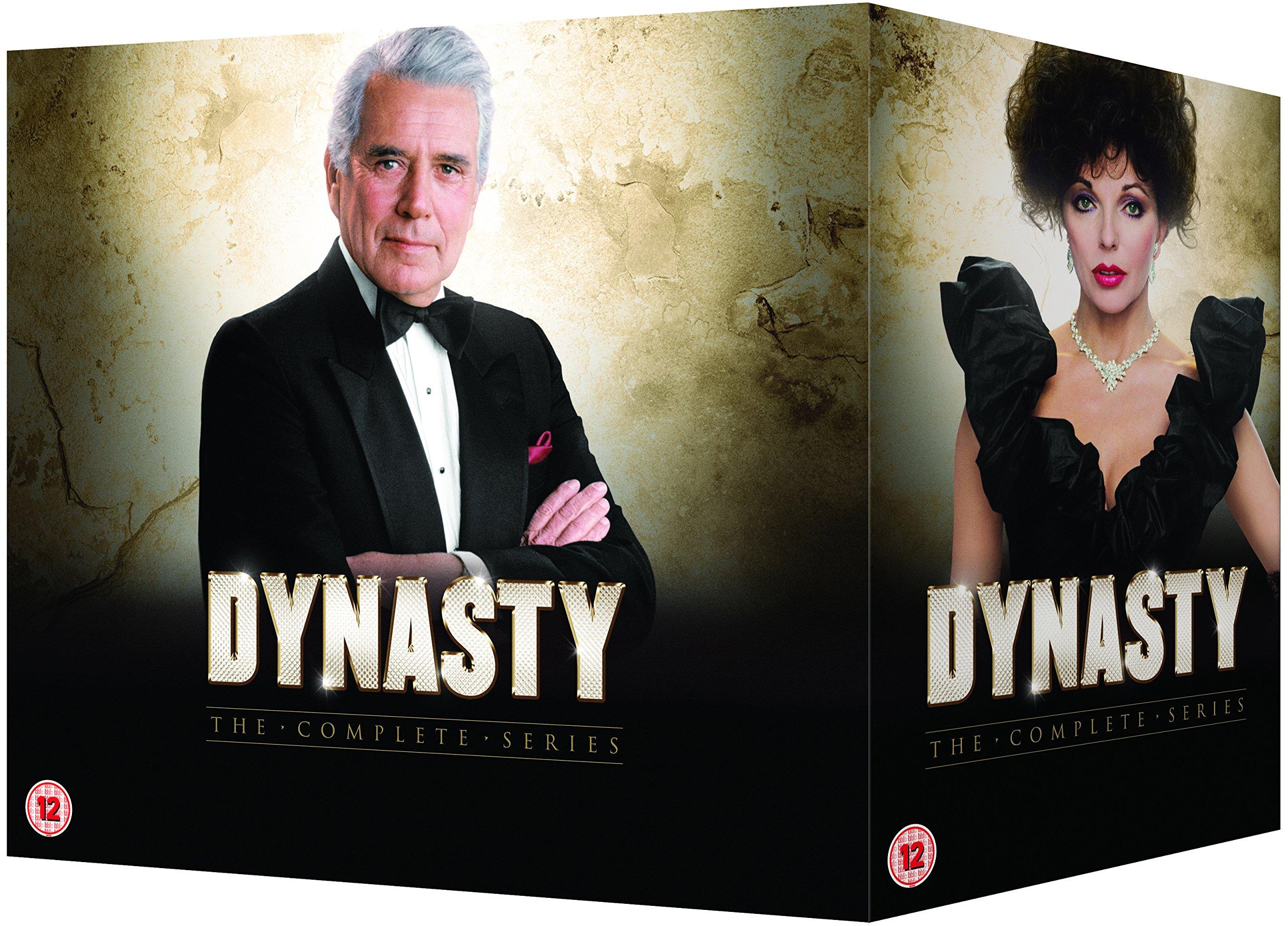 COF.DYNASTY COMPLETE [EDIZIONE: REGNO UNITO] (DVD)