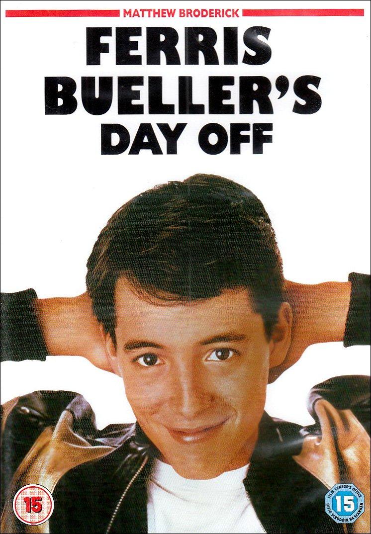 FERRIS BUELLER'S DAY OFF [EDIZIONE: REGNO UNITO] [ITA] (DVD)