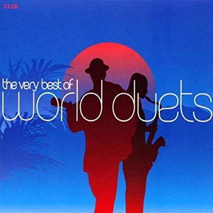 THE VERY BEST OF WORLD DUETS -2CD (CD)