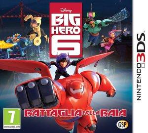 BIG HERO 6 - LA BATTAGLIA NELLA BAIA (3DS)